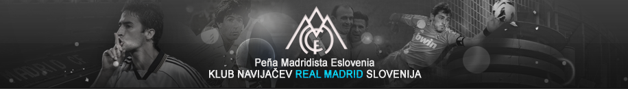 Real Madrid Slovenija